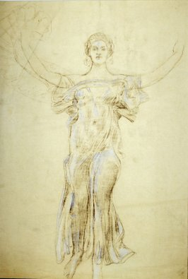Untitled (Standing Female)