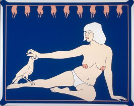 Bird Lady, pl. 9 from Eleven Pop Artists, Vol. II