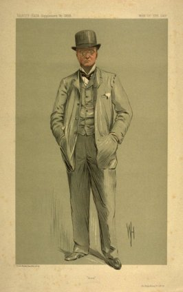 """Knox"" (Sir Ralph Knox P.C., K.C.B.), Man of the Day No. 2309, from Vanity Fair Supplement"