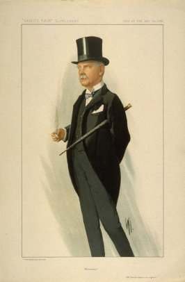 """Marmaduke"" (Mr. Charles Edward Jerningham), Men of the Day No. 2287, from Vanity Fair Supplement"