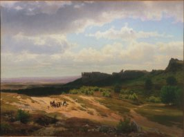 From the Harz Mountains (Riders in the Harz Mountains)