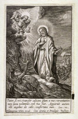 The Passion of Christ: Christ on the Mount of Olives