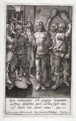 The Passion of Christ: Flagellation
