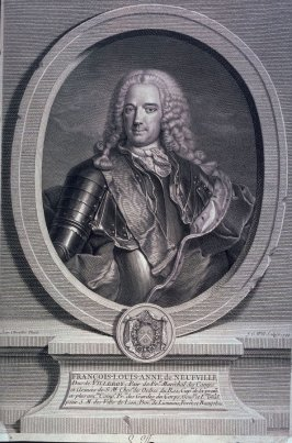 Portrait of Duc de Villeroy