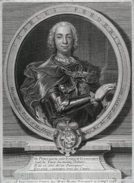 Portrait of Charles Frederic