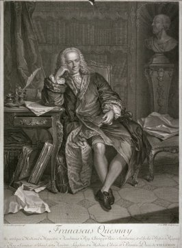 [Portrait of Franciscus Quesnay]
