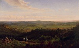 Knight's Valley from the Slopes of Mount St. Helena
