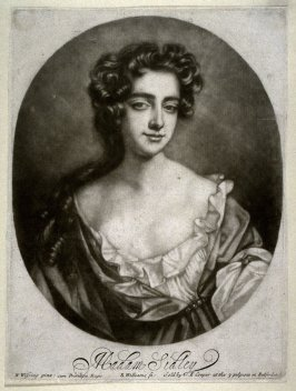 Madam Sidley, Mistress of James II