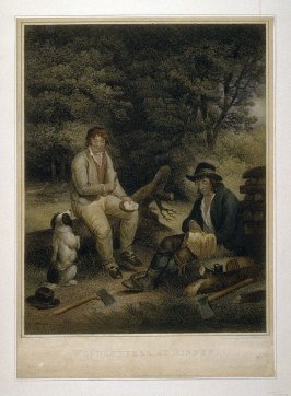 Woodcutters at Dinner