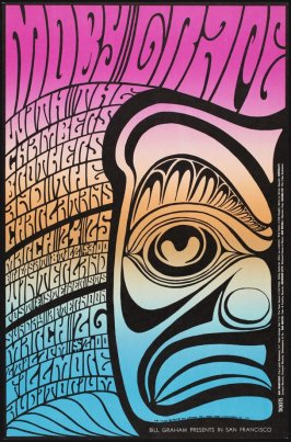 Moby Grape, Chambers Brothers, Charlatans, March 24 & 25, Winterland, March 26, Fillmore Auditorium