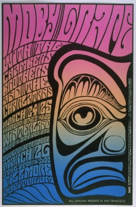 Moby Grape, Chambers Brothers, Charletons, March 24 & 25, Winterland, March 26, Fillmore Auditorium