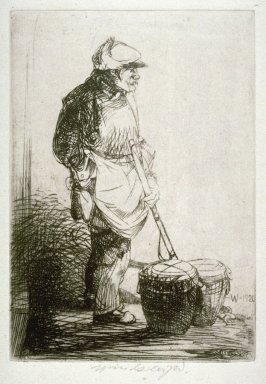 The Clam Vendor
