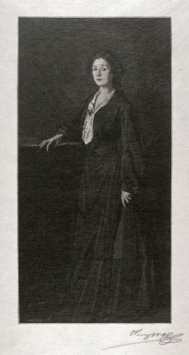 Portrait of Mrs. Henry