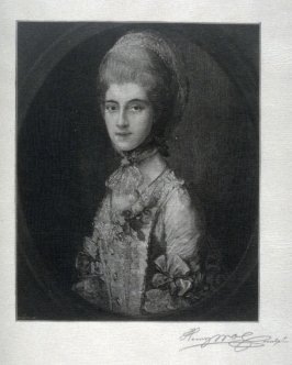 Lady Lethbridgs - Gainsborough