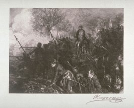 Frederick the Great at Hoch Kirchen