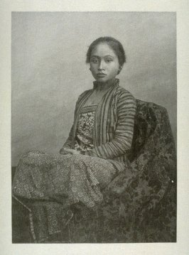 A Javanese Young Woman