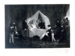Death of Napoleon I