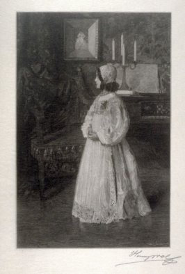 The Artist's Daughter Alice
