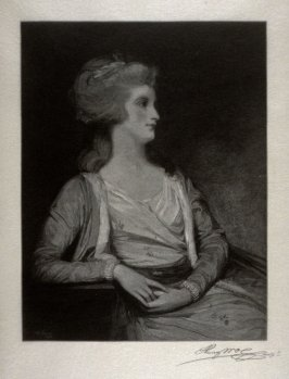 Portrait of Mrs. Kerr