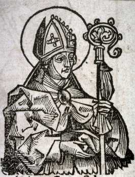 [Bishop], from the Nuremberg Chronicle