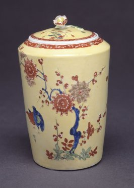 Tea Caddy and Cover