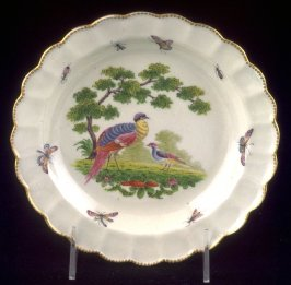 Plate Kakiemon design
