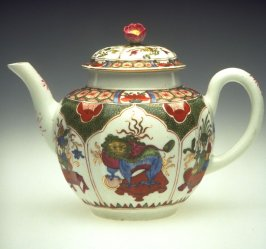 Teapot and Cover