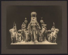The Nations of the East (Sculptural Group from the Panama-Pacific International Exposition)