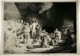 [Christ healing the sick]