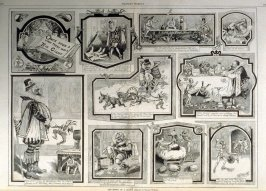 The story of a Giant- from Harper's Weekly, 29 December 29. 1877), pp. 1028-1029