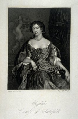 Elizabeth , countess of chesterfield