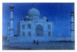 Moonlight of Taj Mahal #4