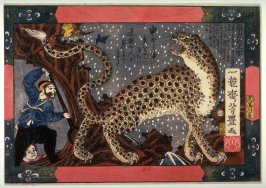 Moko no shasei (Foreigners Hunting a Snow Leopard)