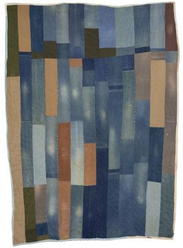 Bars (work clothes quilt)