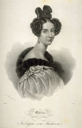 Maria, Queen of Saxony