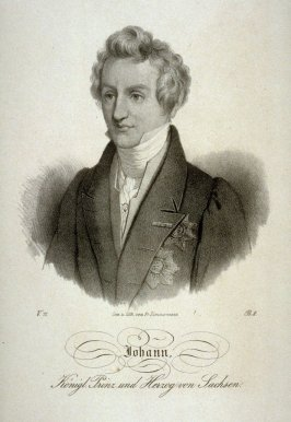 Johann,Crown Prince and Count of Saxony