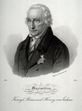 Maximilian,King, Prince and Count of Saxony