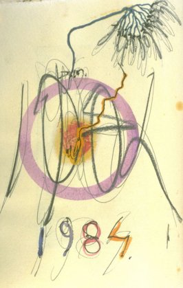 p. (35), book Untitled (sketchbook of drawings, collages, etc.)