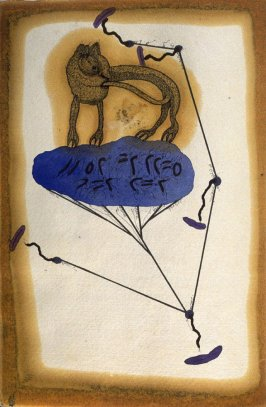 p. (21), book Untitled (sketchbook of drawings, collages, etc.)