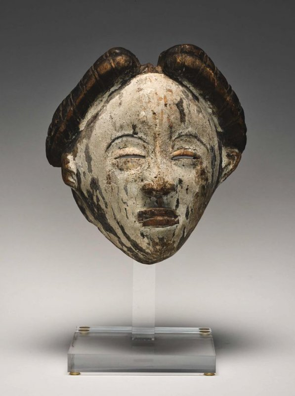 Sango Face Mask with white face
