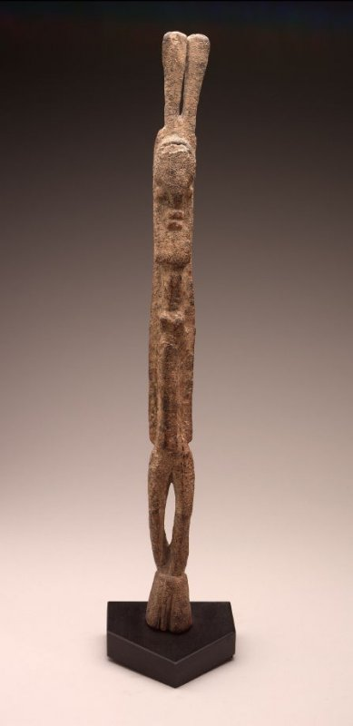 Male ancestor figure