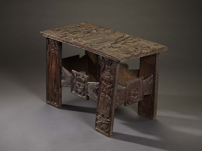 Ceremonial Table or Stool