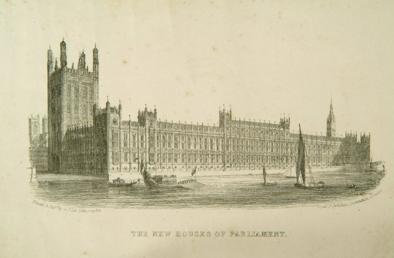 New Houses of Parliament