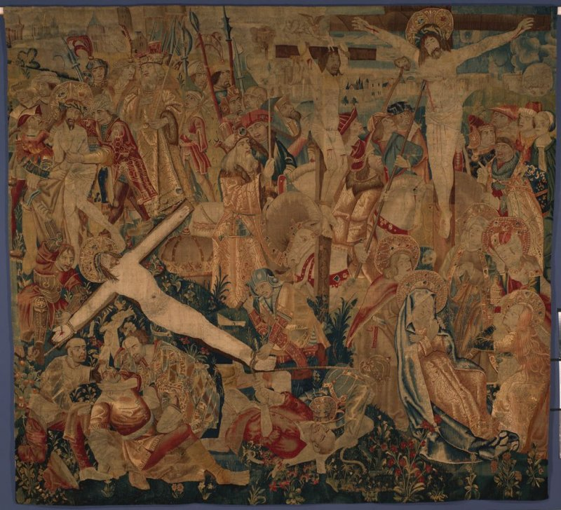 The Crucifixion, from The Passion of Christ series