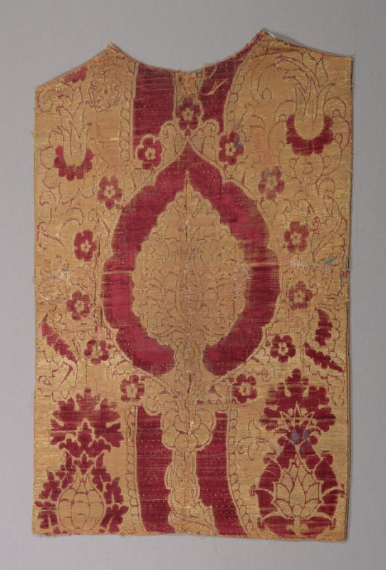 Portion of a chasuble (with 1934.3.44)