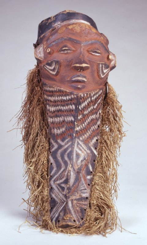 Mask for Giwoyo (Zoe Strother)