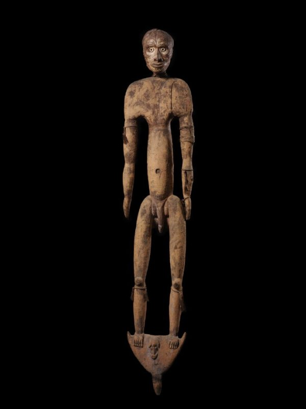 Reliquary display figure, Mbwatnggowi