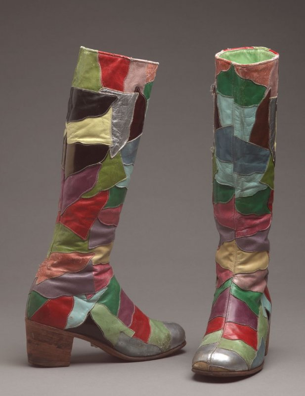 Pair of woman's boots