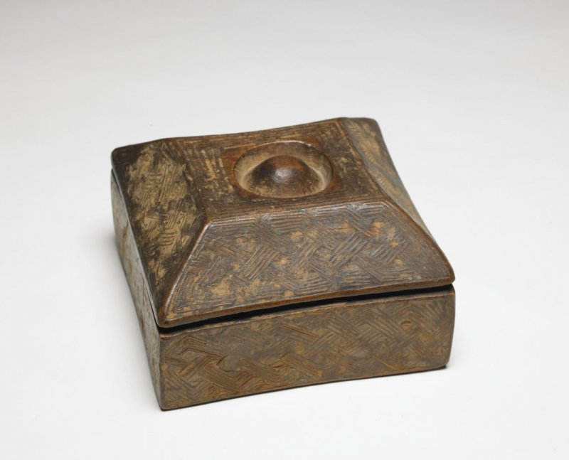 Square Box with Lid