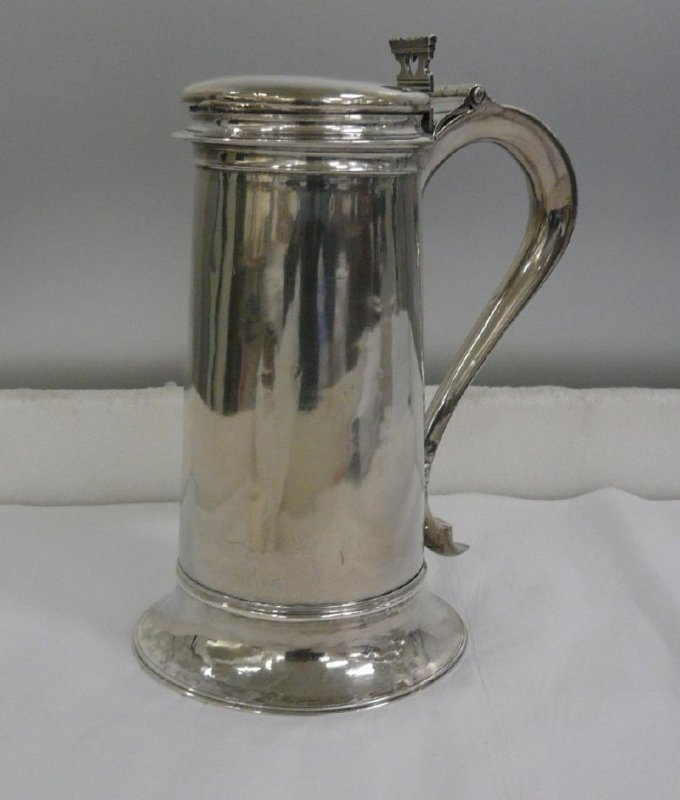 Communion flagon